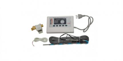 Controlador Eletrônico Modelo TK – 8A