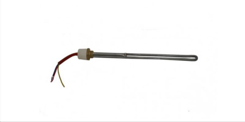 Resistência Elétrica 1500 Watts Para Aquecedor Solar Com Rosca 3/4
