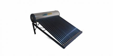Aquecedor solar Vácuo Acoplado 200L